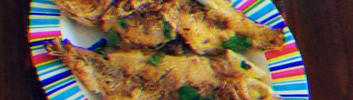 Whole Panga Fish & Pineapple Salsa