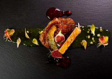 Duck with Autumn Flavours