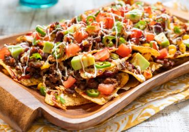 Fully-Loaded Nachos