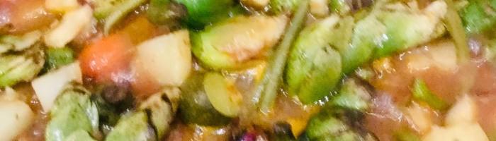 Waterblommerjie stew