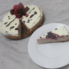 Berry Delicious Cheese Cake