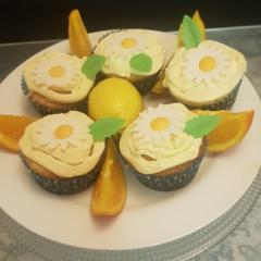 Limone Zingy Delightful Cuppies